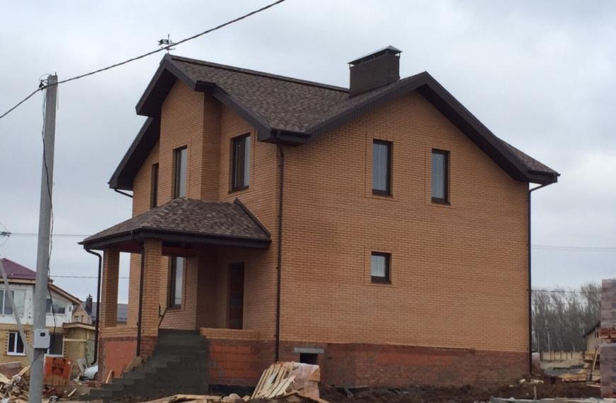 Дом с подвалом в п.Званка