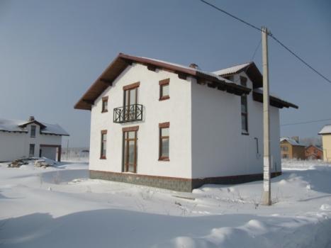 Дом в стиле «Шале»