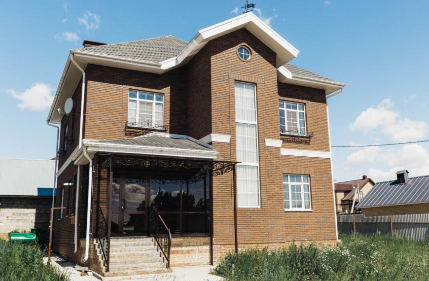 Дом 190 кв.м в п. Константиновка, ул. Центральная