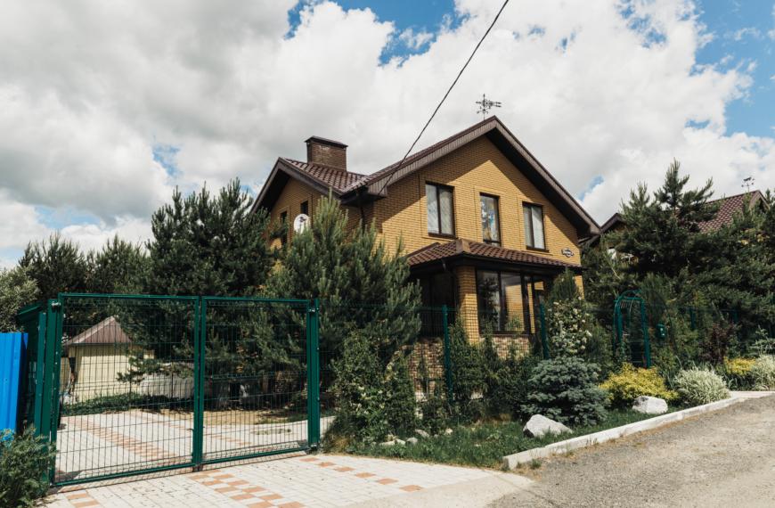 Дома 150 кв.м в п.Константиновка, ул. Лесная