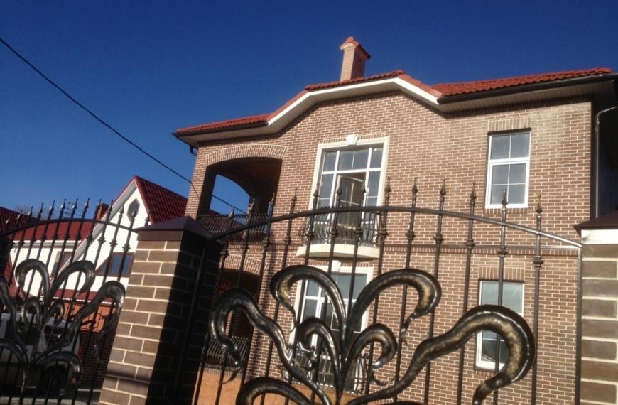 Дом 176 кв.м в п.Боровое Матюшино