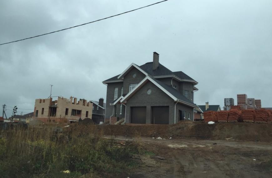 Дом в п.Царицыно