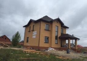 Дом 150 кв.м в п. Казанская усадьба