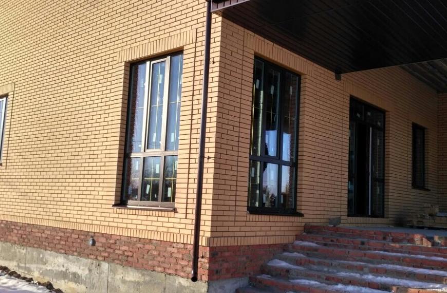 Дом 176 кв.м в с. Ново-Шигалеево, СНТ «Заречье»