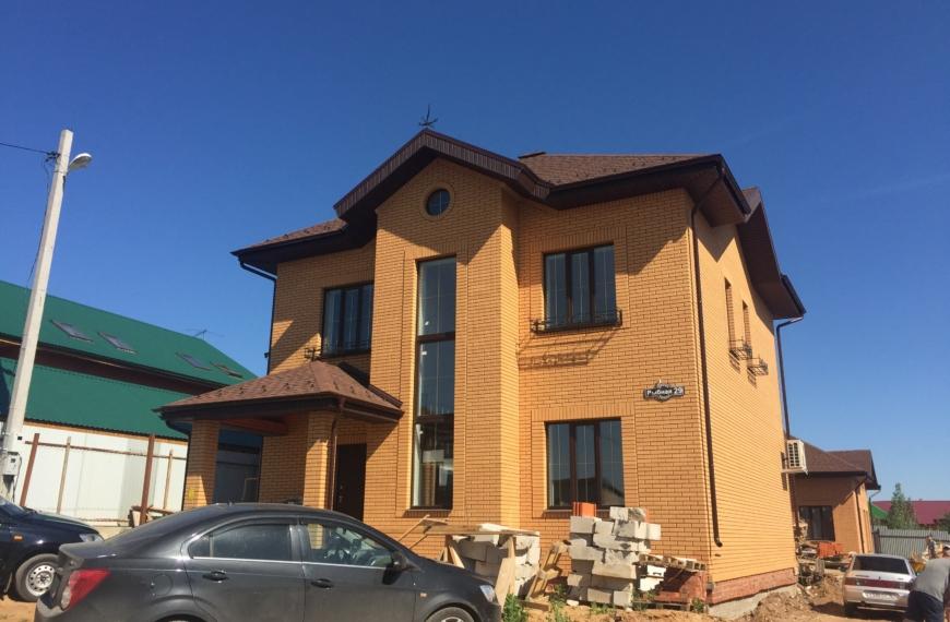 Дом 160 кв.м в п. Большие клыки, ул. Рыбная