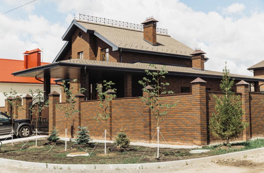 Дом 180 кв.м в п. Константиновка, ул. Ясеневая