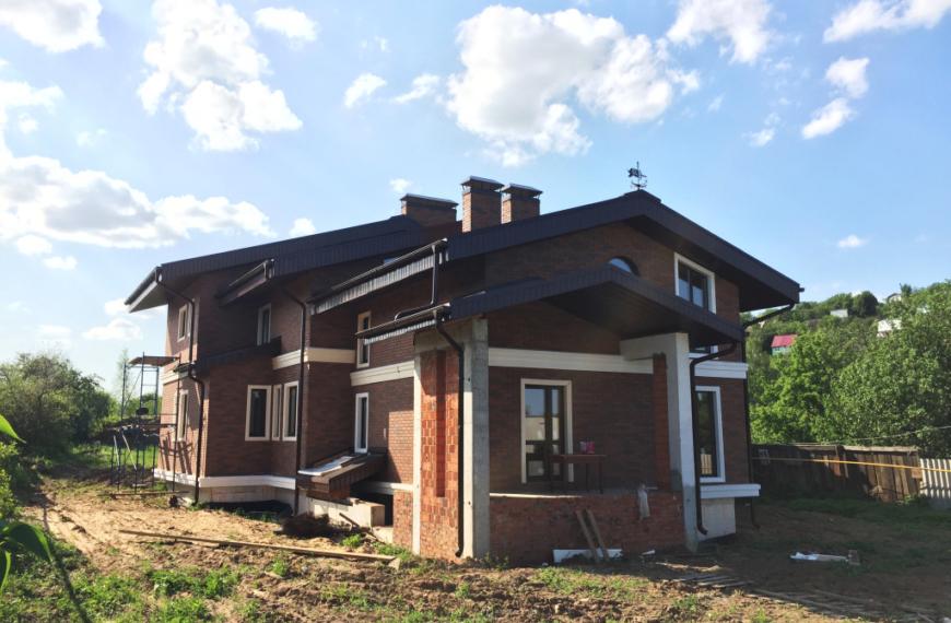 Дом 300 кв.м в с. Нижний услон, ул. Степана Разина