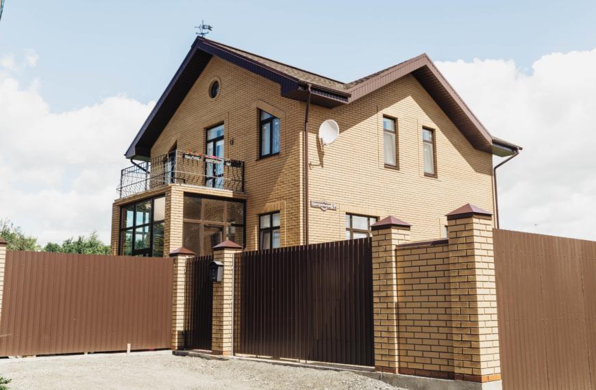 Дом 130 кв.м в п.Константиновка ул. Центральная