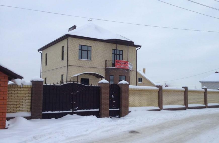Дом площадью 250 кв.м