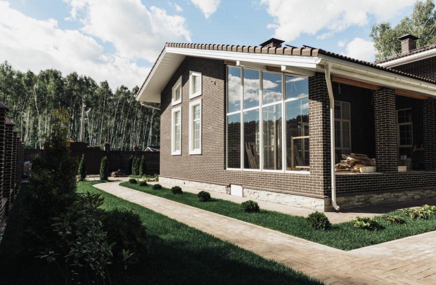 Дом в п. Мирный