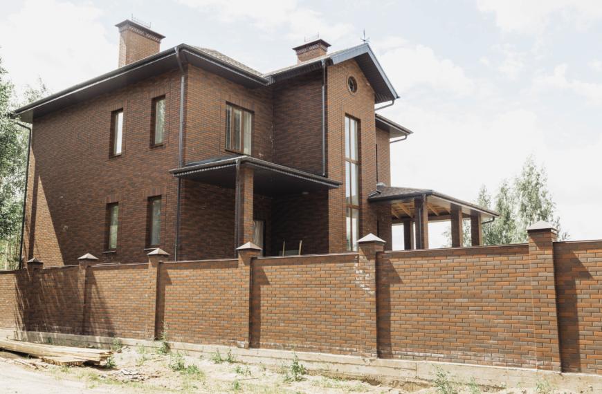 Дом 190 м2 в п. Вознесенское, ул. Кардашлек