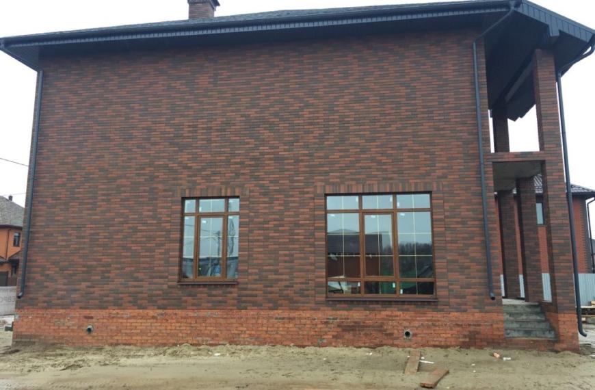 Дом 200 м2 г. Зеленодольск, ул. Колотова 41