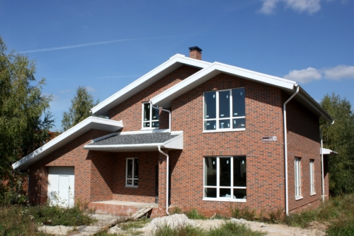 Дом 287 м2 в п. Новые Салмачи