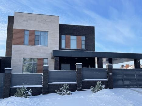 Дом в п. Царицыно