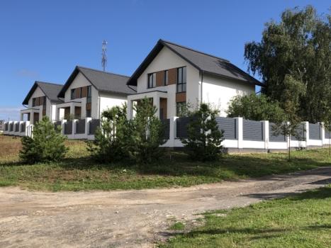 Дома 140 м2 в с. Ильинка
