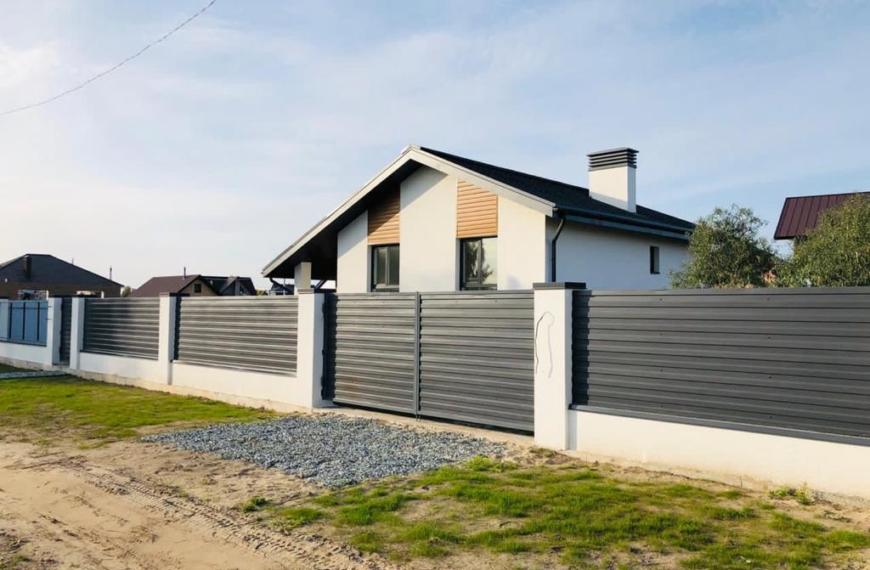 Дом 72 м2 в п. Новочувашский